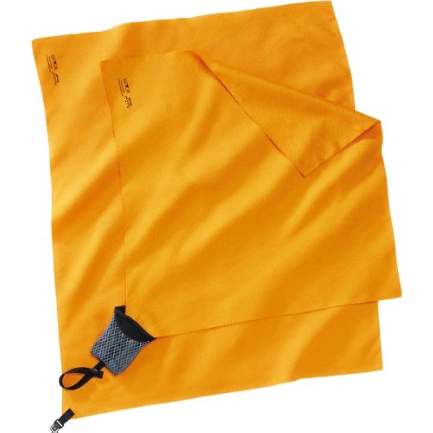 社会オーストラリア人故障PACKTOWL パックタオル NANO S ナノ 橙 (SUNRISE 橙, S 41x43cm) [並行輸入品]