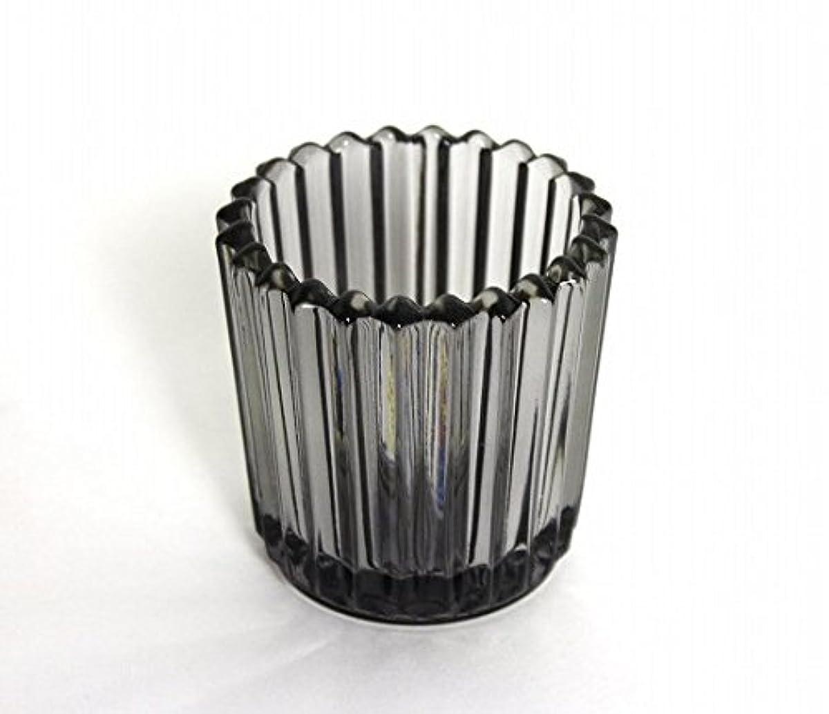 工業化する口ひげ展望台kameyama candle(カメヤマキャンドル) ソレイユ 「 グレー 」(J5120000GY)