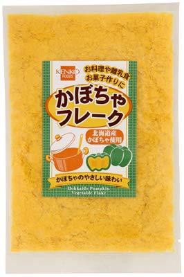 健康フーズ かぼちゃフレーク 75g×2袋