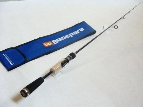 メジャークラフト 釣り竿 スピニングロッド バスパラ BPS-702ML