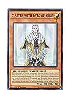 遊戯王 英語版 MP17-EN012 Master with Eyes of Blue 青き眼の祭司 (ノーマル) 1st Edition