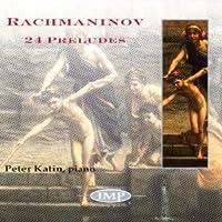 Rachmaninov;24 Preludes