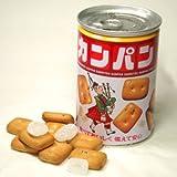 三立 缶入カンパン 100g
