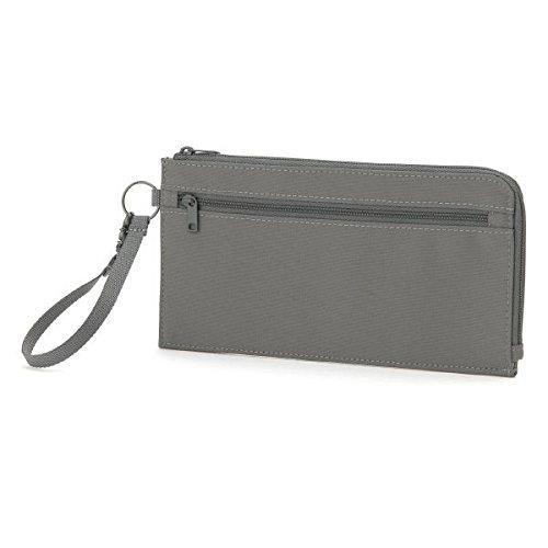無印良品 ポリエステルパスポートケース・薄型 グレー 38743620 良品計画