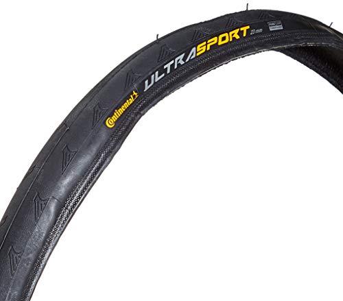 Continental(コンチネンタル) ウルトラスポーツ2 700x23C ブラック クリンチャー Ultra Sport 2 black-black skn fd 700x23C