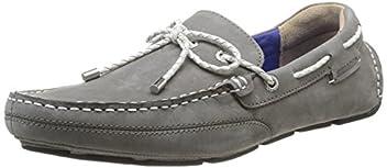 Kedge Tie: Grey Nubuck