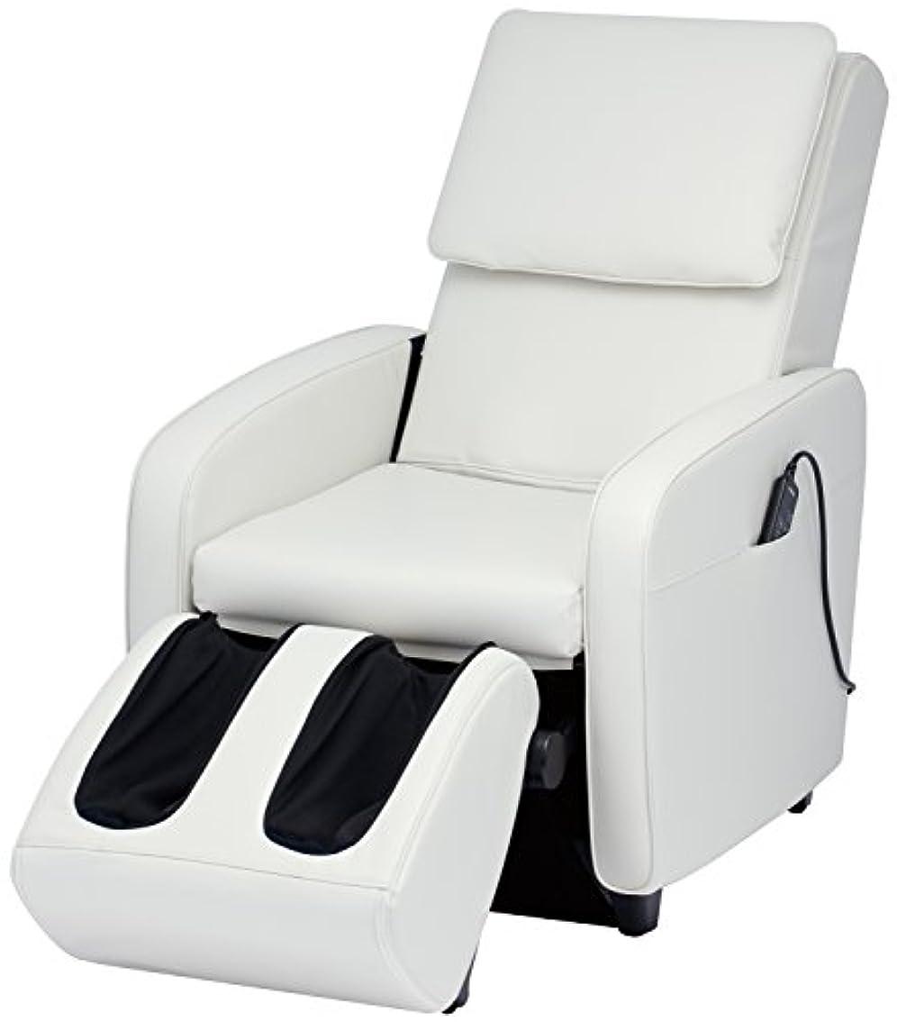 バドミントン異常なサラダスライヴ マッサージチェア くつろぎ指定席 【SFIT エスフィット】 「つかみもみ機能搭載」 ホワイト CHD-7401(W)