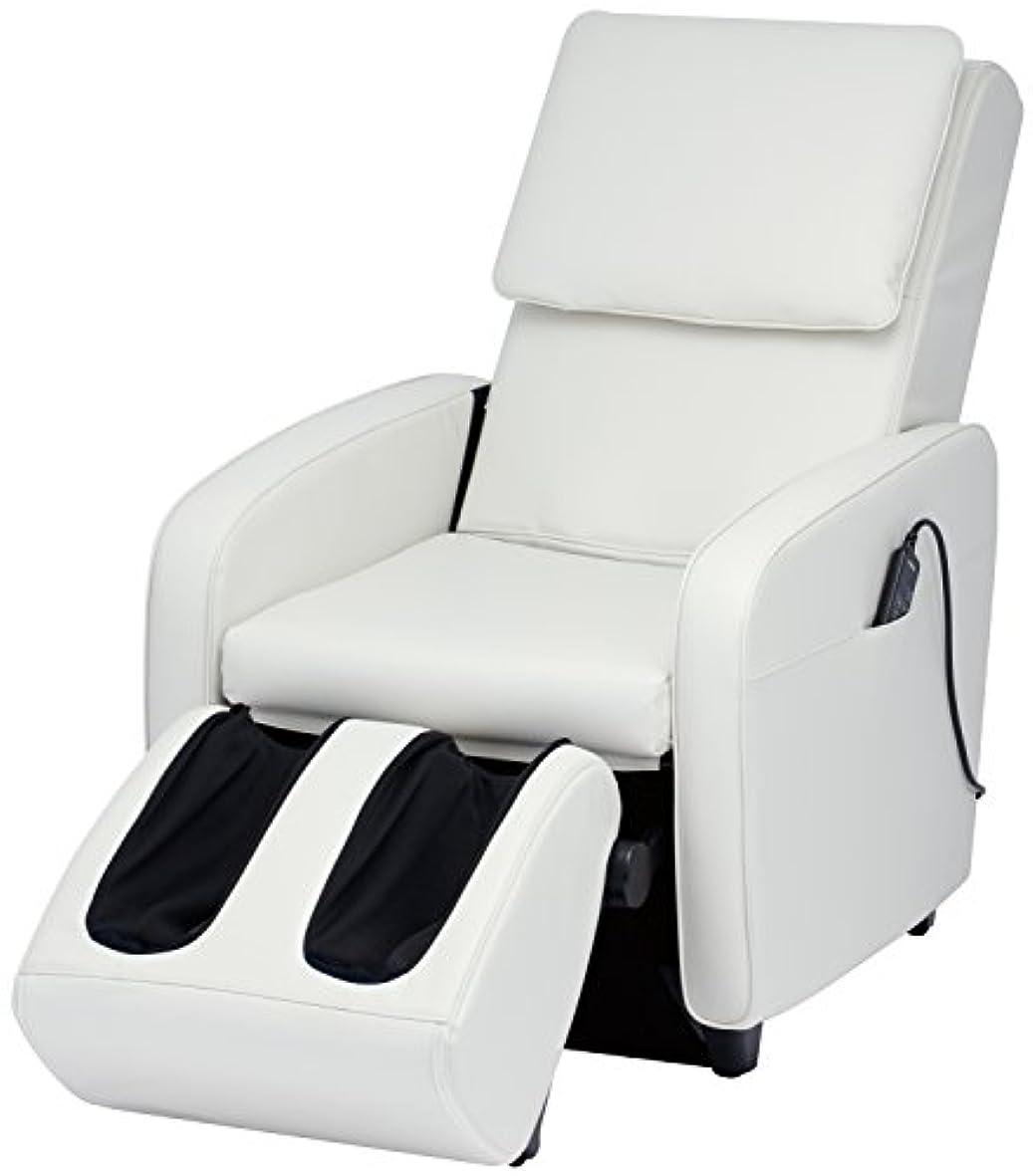 見せます繁殖季節スライヴ マッサージチェア くつろぎ指定席 【SFIT エスフィット】 「つかみもみ機能搭載」 ホワイト CHD-7401(W)