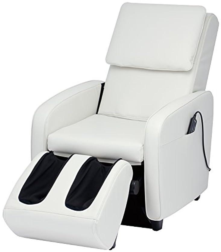 誘導別れる身元スライヴ マッサージチェア くつろぎ指定席 【SFIT エスフィット】 「つかみもみ機能搭載」 ホワイト CHD-7401(W)