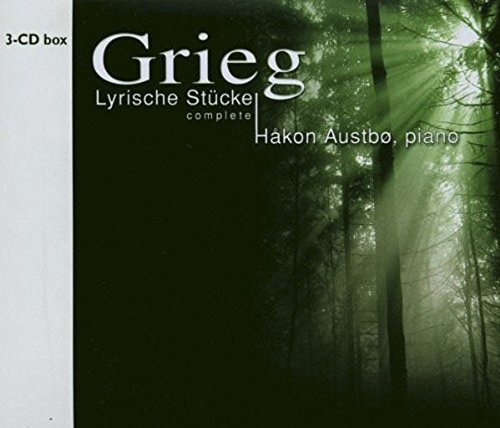 グリーグ:抒情小品集全曲(3枚組)(Grieg:Lyric Pieces complete)
