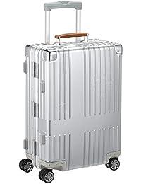 [イノベーター] スーツケース アルミキャリー フレーム 機内持込可 保証付 36L 55cm 4.4kg B06VT2Y5S8