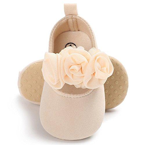 a8b85db4f0a32  Candy  フォーマル 靴 ベビー シューズ 結婚式 祝い 可愛い 女の子 各サイズ ピンク 白 (12CM