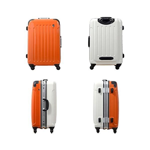 S型 【限定色】オレンジ&ホワイト / new...の紹介画像2