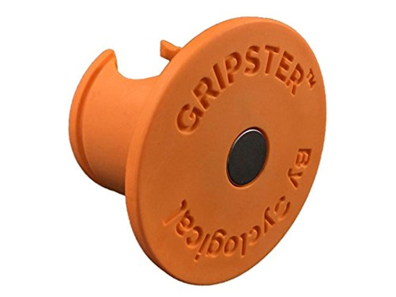 BYCYCLOGICAL(バイシクロジカル) GRIPSTER(グリップスター)マグネット付バイクスタンド オレンジ 12400004