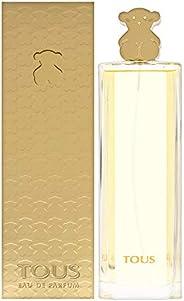 Tous Gold Eau de Parfum Spray for Women, 90ml, Multi (711062)