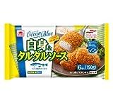 あけぼの 白身&タルタルソース6個入り( 150g) 12袋