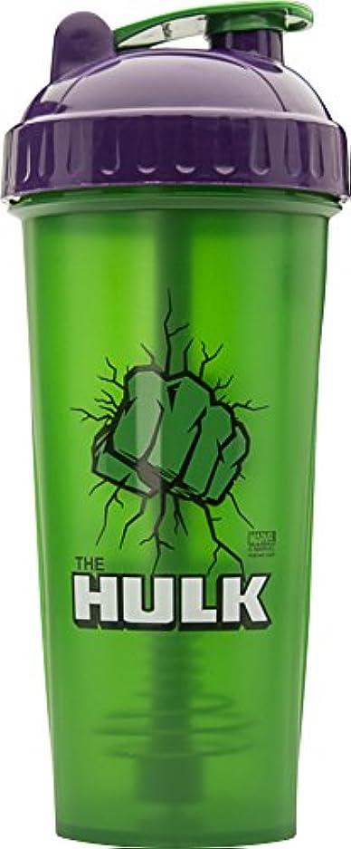 スプレー乱す犯罪PerfectShaker Hero Series Shaker Cup, Hulk, 28 Ounce by PerfectShaker