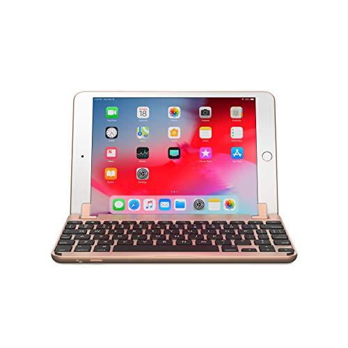 ワイヤレスキーボード iPad mini 4 (7.9インチ) 用 ゴールド