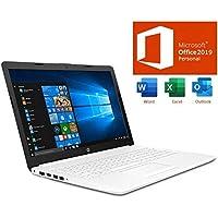 【MS Office Personal・SSD搭載】HP 15-db0000 Windows10 Home 64bit AMD A4-9125 デュアルコアAPU 4GB SSD 256GB DVDライター 高速無線LANac Bluetooth webカメラ 10キー付日本語キーボード 15.6型フルHD液晶ノートパソコン Microsoft Office Personal搭載