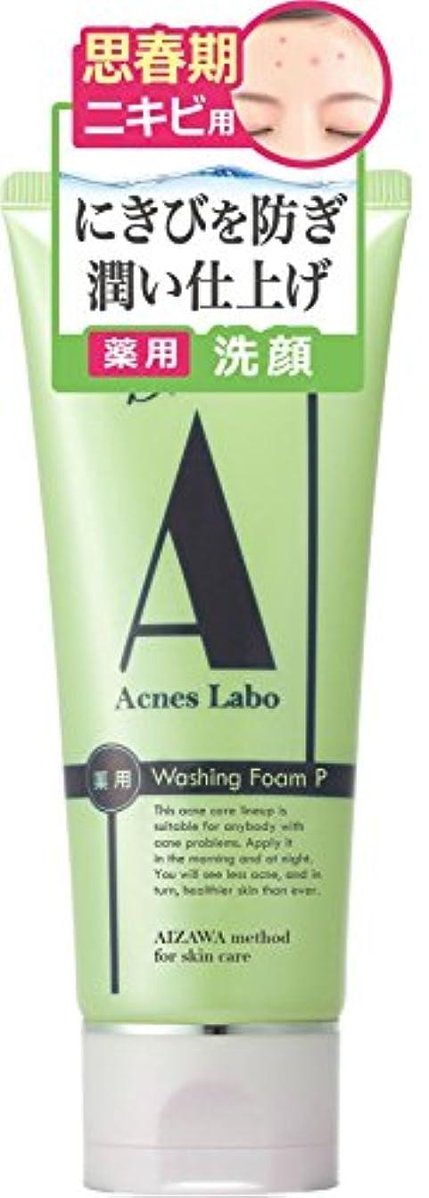 【旧品】 アクネスラボ 薬用 洗顔フォーム 思春期ニキビ用100g 【医薬部外品】
