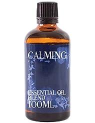 Mystix London   Calming Essential Oil Blend - 100ml - 100% Pure