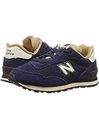 [new balance(ニューバランス)] キッズランニングシューズ??スニーカー?靴 KL515v1I (Infant/Toddler) Pigment/Hemp 4 Toddler (12cm) M