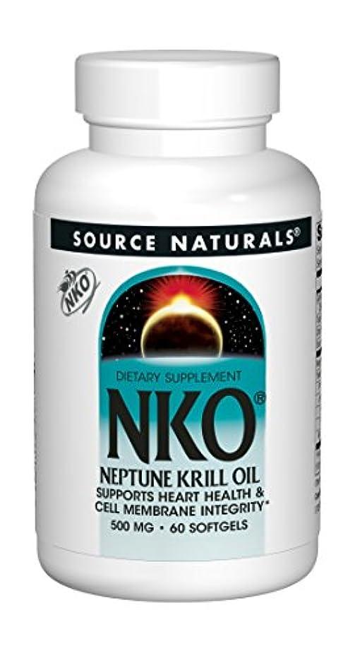 ゴール窒息させる分析NKO?ネプチューン?クリル?オイル(500mg) 60錠 海外直送品