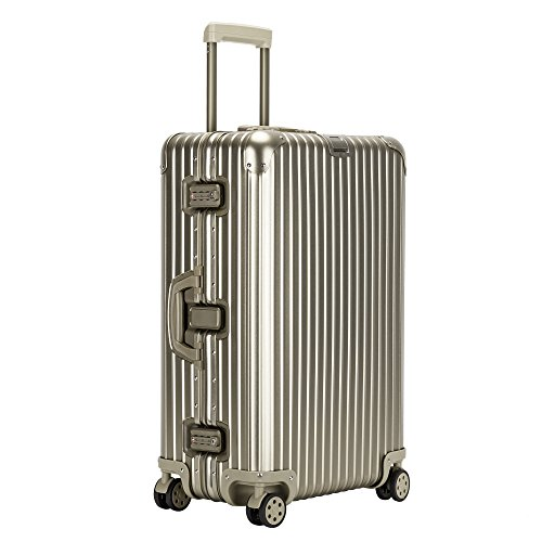 スーツケース アルミ・マグネシウム合金ボディ Lサイズ 74L