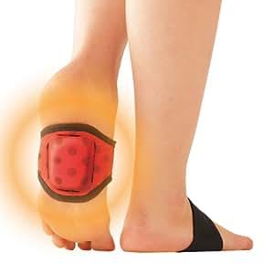 冷え性対策 冷えとり靴下 遠赤外線 勝野式 足裏温快 左右セット
