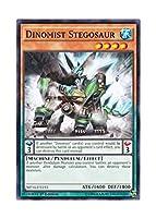 遊戯王 英語版 MP16-EN193 Dinomist Stegosaur ダイナミスト・ステゴサウラー (ノーマル) 1st Edition