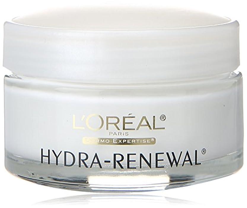 応じる航空機突き出すL'Oreal Dermo-Expertise Hydra-Renewal Daily Cream 1.7 oz (並行輸入品)