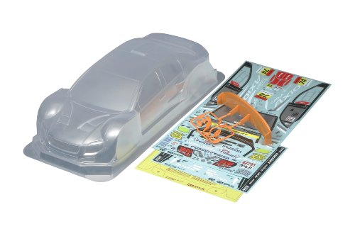 RCスペアパーツ SP.1395 1/10RCC COROLLA Axio apr GT スペアボディセット 51395