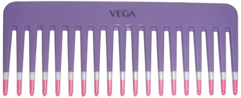 アライメント確認音楽を聴くVega Shampoo Comb 1268 1 Pcs by Vega Product [並行輸入品]