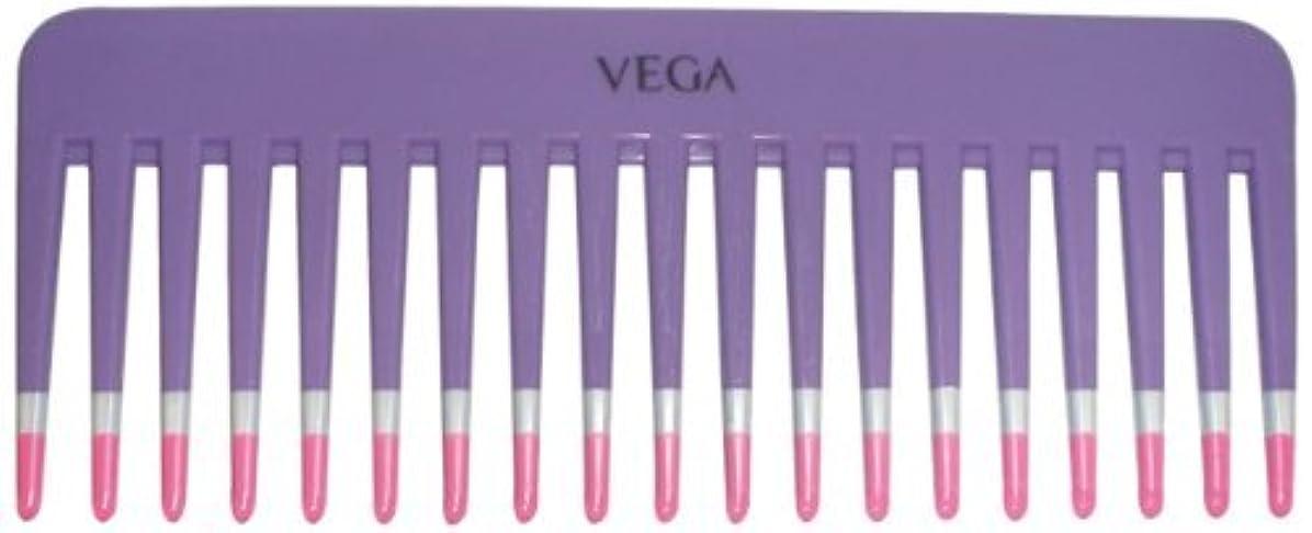ラウズ格差赤道Vega Shampoo Comb 1268 1 Pcs by Vega Product [並行輸入品]
