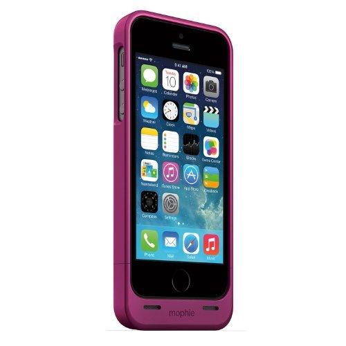 日本正規代理店品mophie juice pack helium for iPhone 5s/5 ピンクメタリック MOP-PH-000058