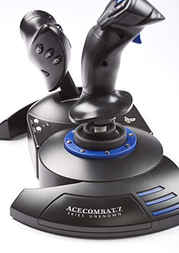 『スラストマスター 【エースコンバット7 公式ライセンス商品】 Thrustmaster T-Flight Hotas 4 エースコンバット7 エディション PS4/PC両対応【日本正規代理店保証品】 4160671』の1枚目の画像