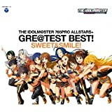 THE IDOLM@STER 765PRO ALLSTARS+ GRE@TEST BEST! -SWEET&SMILE!-