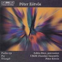 Eotvos: Percussion Music (2000-06-06)