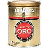 Lavazza QUALITA ORO Coffee Espresso 250g Tin Grounded