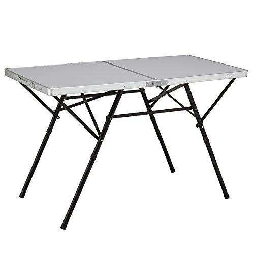 ロゴス アウトドア テーブル 書けるんデスク・タフダイニング