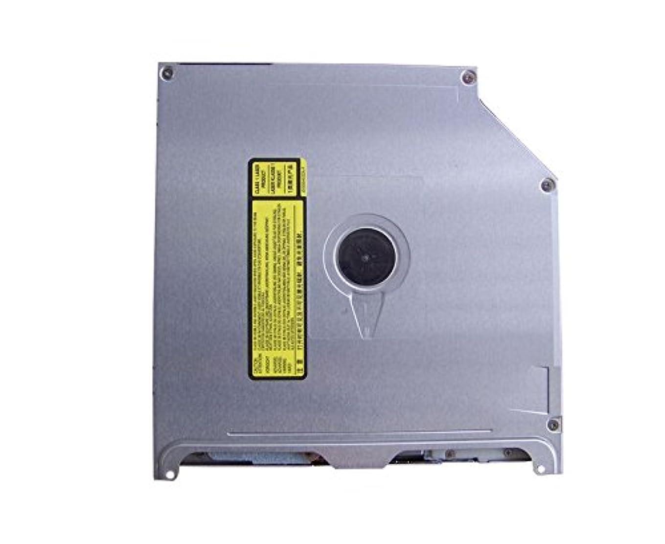 識別する五月ピンDVDドライブ/DVDスーパーマルチドライブ 9.5mm SATA (スロットイン型) 内蔵型 MB990J/A MB991J/A, MC374J/A, MC375J/A MB467J/A, A1278 MC373J/A, A1286 MC207J/A, A1342 MC516J/A, A1342 Mid 2009 2010 修理交換用
