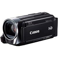 Canon デジタルビデオカメラ iVIS HF R32 ブラック 光学32倍 Wi-Fi IVISHFR32BK