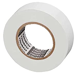 ●有害物質である重金属の鉛(Pb)を使用しない環境対策品です(鉛フリー材)。●電気絶縁性に非常に優れています。●端末ハガレが少なく、配線工事も確実にできます。●耐寒性に優れ、-10℃においても粘着力は低下しません。●JIS相当品です。●色:ホワイト●幅×長さ(mm×m):19×10●厚み(mm):0.2●手で切断可能●使用温度範囲(熱特性):-10~90℃●粘着力:1.81N/10mm●引張強度:15N/10mm以上●配線工事。●機械工具の絶縁用。●基材:軟質塩化ビニールフィルム●粘着剤:ゴム系...