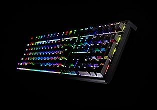 東プレ REALFORCE RGB JPモデル 112キーUSB日本語配列 1680万色バックライト機能/ON位置3段階調節機能搭載 ALL45g ブラック AEAX02