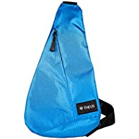 Theus Small Light Outdoor Sling Bag Anti Theft Water Resistant