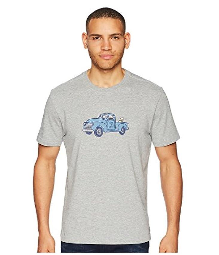 ベルベット影響する技術的な[ライフイズグッド] メンズ シャツ Classic Truck Crusher Tee [並行輸入品]