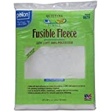 (2 Pack) - Fusible Fleece by Pellon: 110cm x 150cm Pack-2