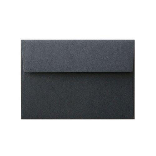 [해외]서양 2 가마니 봉투 코튼 펄 미드 나잇 블루 (100 장)/Year 2 Camas Envelope Cotton Pearl Midnight Blue (100 Sheets)