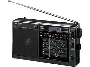 SONY TV(1ch-3ch)/FM/AM/ラジオNIKKEIポータブルラジオザ・感度。エクストラ ICF-EX5