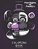 Five Nights at Freddy's Coloring Book: Activity Book for Kids - 40 High Quality Illustrations 画像